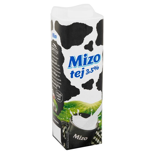 Mizo Whole Milk 3,5% 1 l