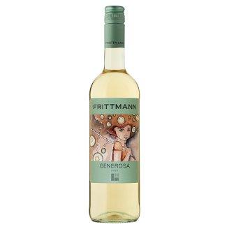 Frittmann Kunsági Generosa Dry White Wine 12,5% 750 ml