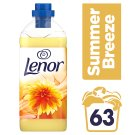 Lenor Fabric Conditioner Summer Breeze 1,9l 63 Washes