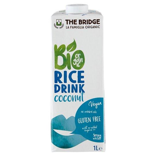 The Bridge BIO kókuszos rizsital 1 l