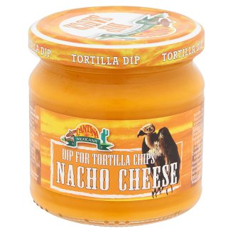 Cantiña Mexicana Cheddar Cheese Sauce 210 ml