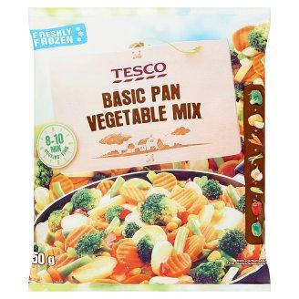 Tesco gyorsfagyasztott zöldségkeverék 750 g