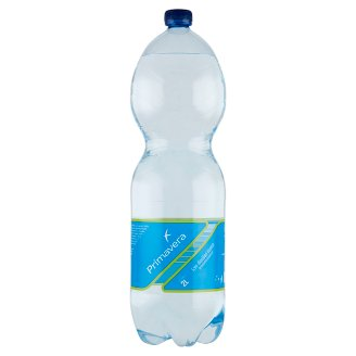 Primavera Carbonated Mineral Water 2 l
