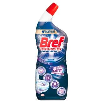 Bref 10x Effect Power Gel Protection Shield Lavender WC tisztító 700 ml
