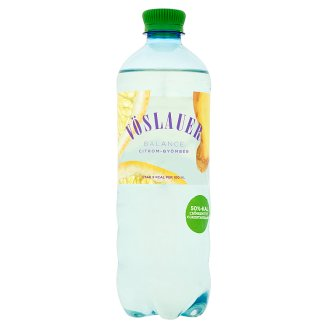 Vöslauer Balance Lemon-Ginger Flavoured Carbonated Drink 0,75 l