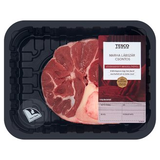 Tesco Fresh Beef Shin with Bone