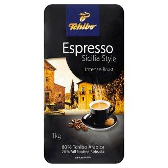 Tchibo Espresso Sicilia Style szemes, pörkölt kávé 1 kg