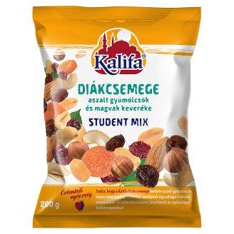 Kalifa diákcsemege aszalt gyümölcsök és magvak keveréke 200 g