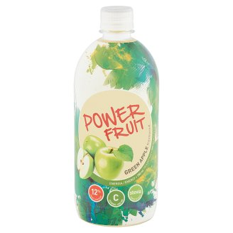 Absolute Live Power Fruit Green Apple Flavoured Low-Energy Fruit Drink 750 ml