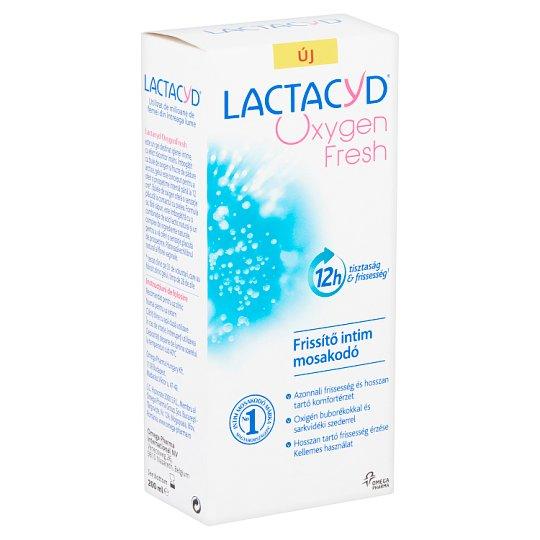 Lactacyd Oxygen Fresh Intimate Wash 200 ml