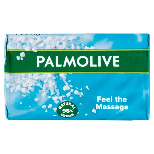 Palmolive Thermal Spa Mineral Massage pipereszappan holt-tengeri sóval 90 g