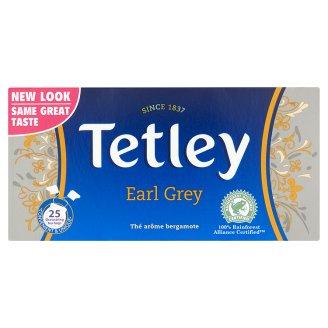 Tetley Earl Grey filteres fekete tea bergamot ízesítéssel 25 filter 50 g
