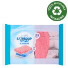 Tesco Bathroom Sponge Scourers 2 pcs