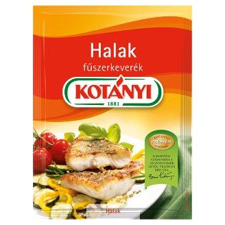 Kotányi Fish Seasoning Mix 26 g
