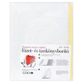 ICO Süni A4 öntapadó füzet- és tankönyvborító 10 db