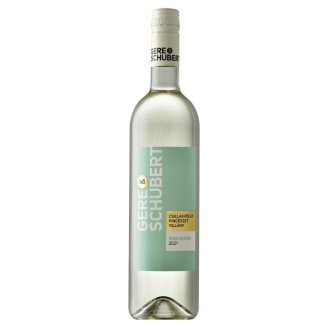 Gere & Schubert Irsai Olivér száraz fehérbor 12% 0,75 l
