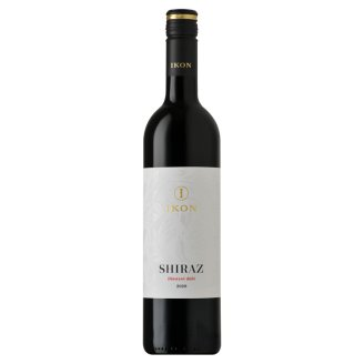 Ikon Shiraz Dry Red Wine 13% 0,75 l