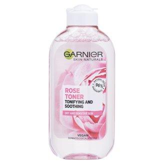Garnier Skin Naturals Botanical arctisztító tonik rózsavízzel 200 ml