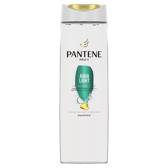 Pantene Pro-V Lightweight Nourishment Sampon, 250 ml