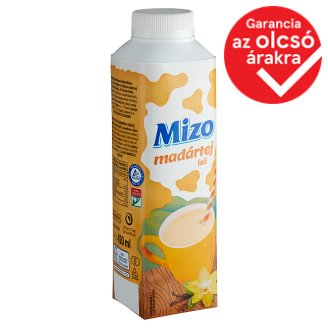 Mizo Semi-Fat Floating Island Flavoured Milk Drink 450 ml