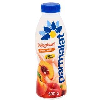 Parmalat Low-Fat Peach Yoghurt Drink 500 g