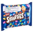Smarties tejcsokoládé drazsé cukorbevonattal 3 db 114 g