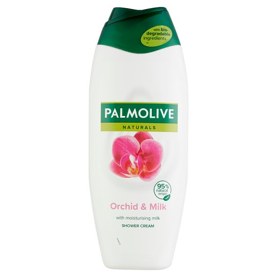 Palmolive Naturals Exotic Orchid Shower Milk 500 ml