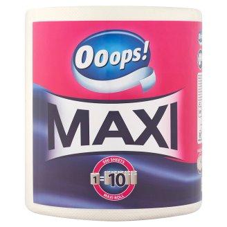 Ooops! Maxi papírtörlő 2 rétegű 1 tekercs