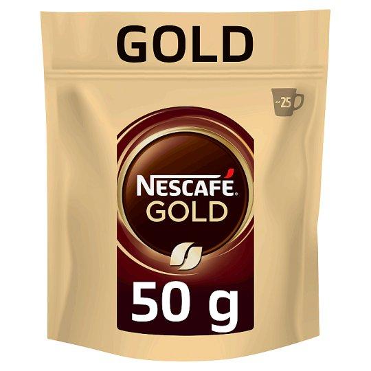 Nescafé Gold azonnal oldódó kávé 50 g