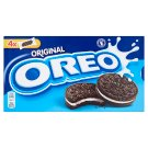 Oreo Original Vanilla Flavoured Cream Filled Cocoa Biscuits 176 g