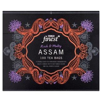 Tesco Finest Assam Black Tea 100 Tea Bags 250 g