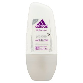 Adidas Cool & Care Pro Clear női izzadásgátló golyós dezodor 50 ml