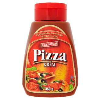 Kalocsai Pizza Cream 350 g