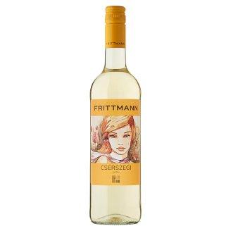 Frittmann Kunsági Cserszegi Fűszeres Dry White Wine 12,5% 750 ml