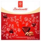 Bonbonetti Almond Marzipan Hearts with Dark Chocolate 136 g