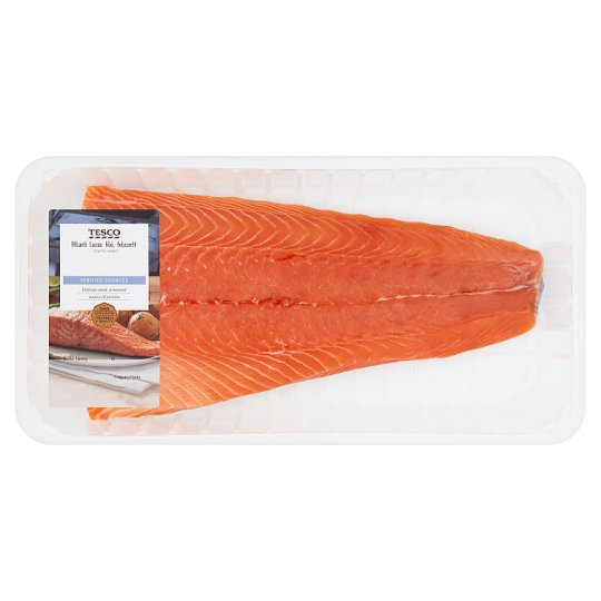 Tesco Atlantic Salmon Pieces