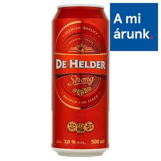De Helder Strong Lager Beer 7% 500 ml