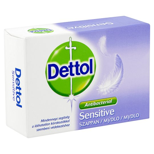 Dettol Sensitive szappan 100 g
