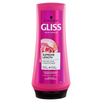 Gliss Kur Hair Regenerating Conditioner Supreme Length for Long Hair 200 ml