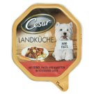 Cesar Complete Pet Food for Dogs with Beef, Pasta and Carrot 150 g