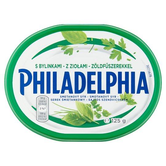 Philadelphia Original Cheese Spread with Herbs 125 g