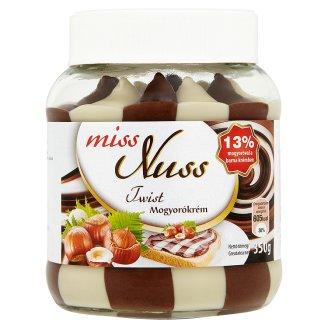 Miss Nuss Twist Peanut Butter 350 g