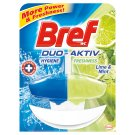 Bref Duo Aktiv Lime&Mint Toilet Block 50 ml