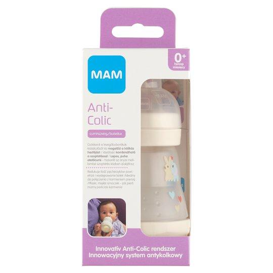 MAM Anti-Colic 160 ml Nursing Bottle 0+ Months