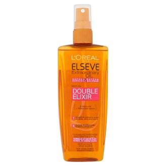 L'Oréal Paris Elseve Extraordinary Oil Double Elixir Express Conditioner for Normal-Dry Hair 200 ml