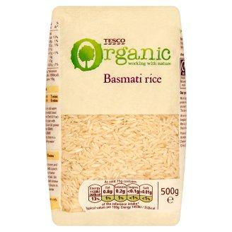 Tesco BIO basmati rizs 500 g