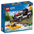 LEGO City Great Vehicles Kajakos kaland 60240