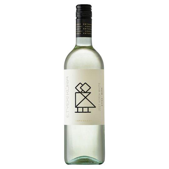 Etyeki Kúria White száraz fehérbor 12,5% 0,75 l