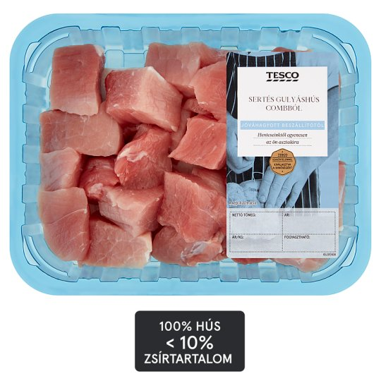 Tesco Pork Meat for Goulash 500 g