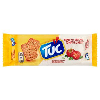 Tuc Tomato & Herbs Salted Biscuits 105 g